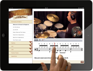 Drumset For Beginners App by Paul Hose