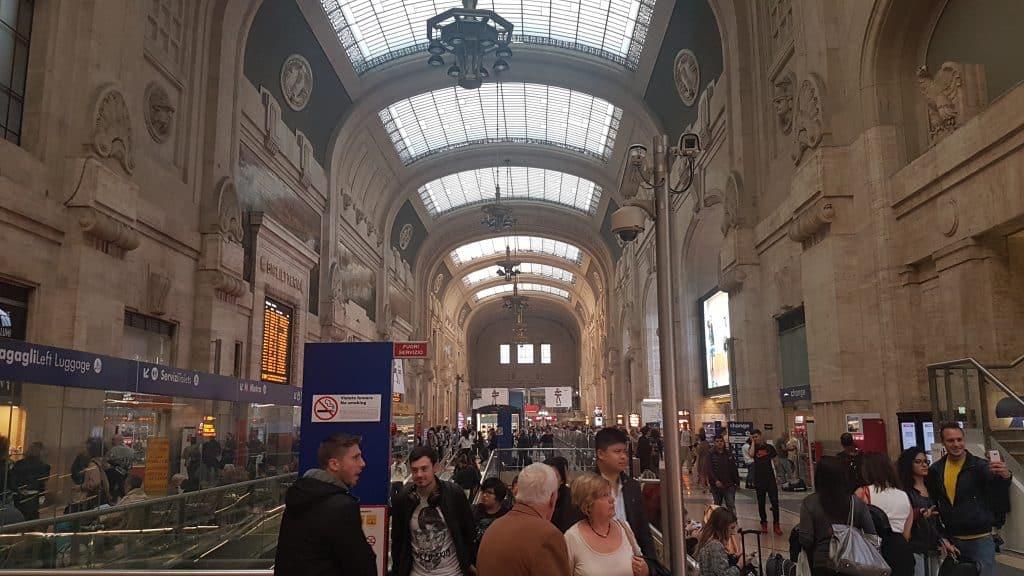 Milan Central Station - Paul Hose