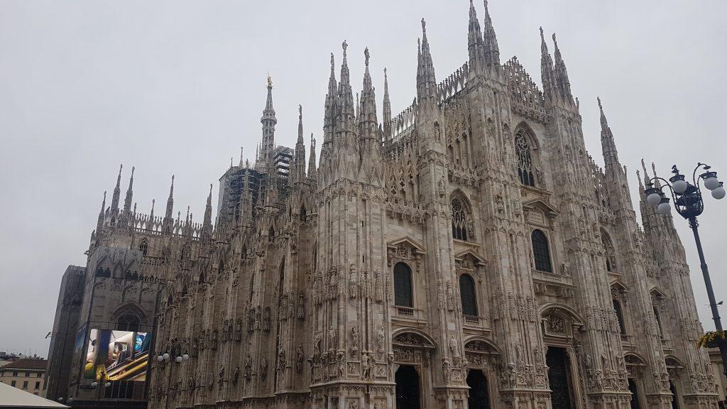 Beautiful Milan Cathederal - paulhose.com