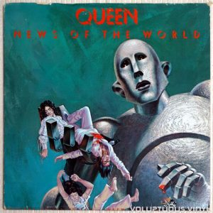 Queen New of the World