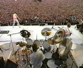 Roger Taylor - Live Aid 1985