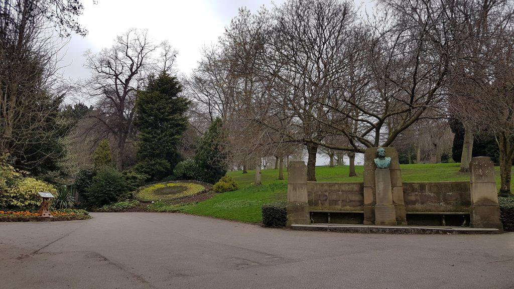 Monument to Samuel Morley MP copyright Paul Hose