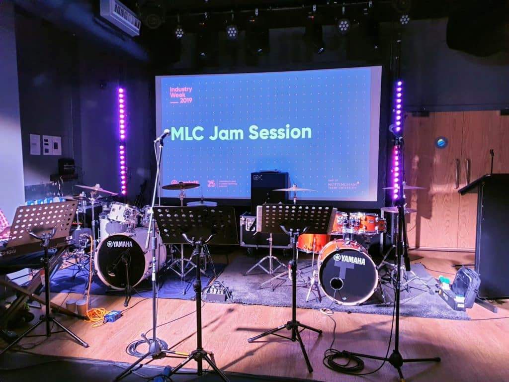 MLC Academy Jam Session March 2019